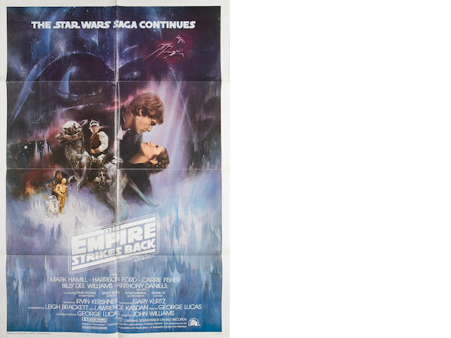 The Empire Strike Back, Twentieth Century Fox, 1980,