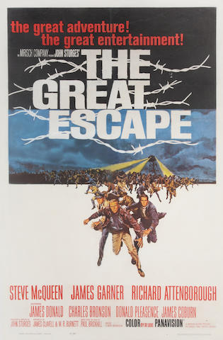 The Great Escape, United Artists, 1963,