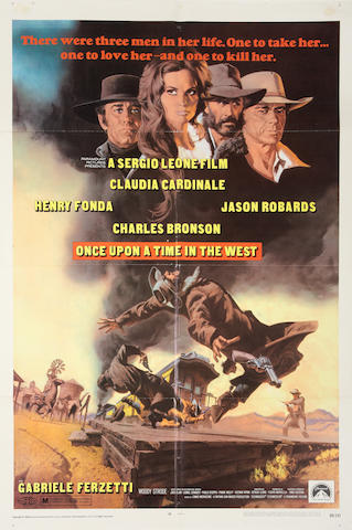 Once Upon A Time In The West,  Paramount, 1969,