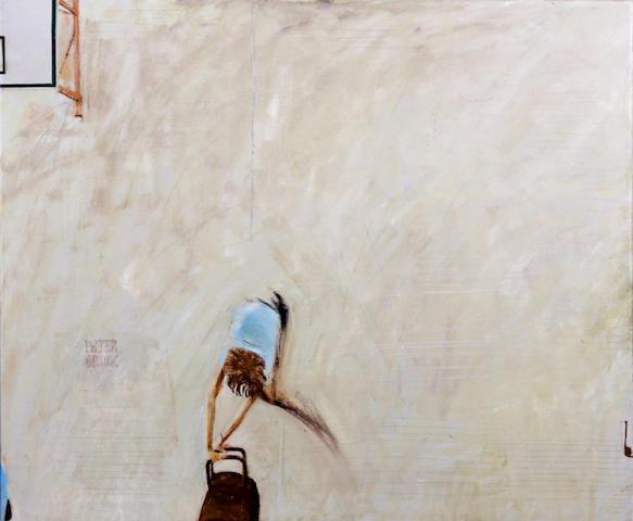 Peter Brook (British, 1927-2009) Vaulting Horse