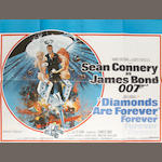 James Bond: Diamonds Are Forever and For Your Eyes Only, Eon/ United Artists, 1971 and 1981,2