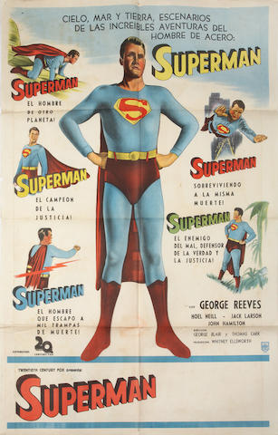 Superman,  Twentieth Century Fox, 1955,