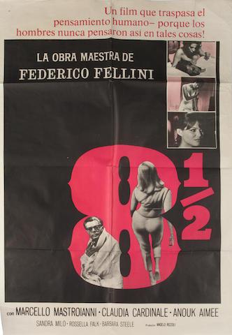 8½,  Cinerez, 1963,