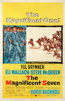 The Magnificent Seven, United Artists, 1960,
