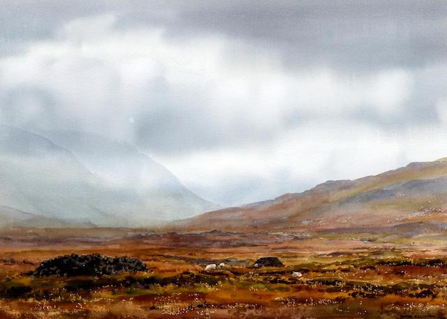 "Frank J. Egginton (British, 1908-1990) '""Glen Corbet"" Connemara'"