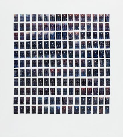 Larnie Walton Untitled (II) 2012 45.5 x 41.25 cm. (18 x 16 1/2 in.)