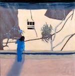 Andrew Macara (British, born 1944) 'Aviary, Gran Canaria', (3)