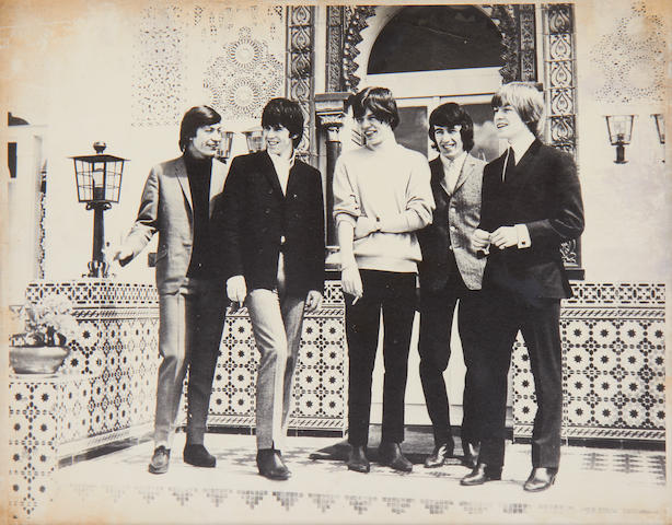 The Rolling Stones: A group of Rolling Stones promo photographs, 1960s, 8