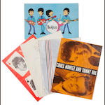 The Beatles: A group of Beatles UK concert programmes,  1960s,5