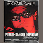 The Ipcress File (Ipcress Danger Immediat), Universal Pictures, 1965,
