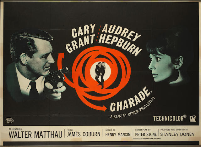 Charade, Universal Pictures, 1963,