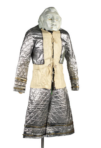 Doctor Who/Tom Baker: The Robots of Death, 1977 An S.V.7 costume,