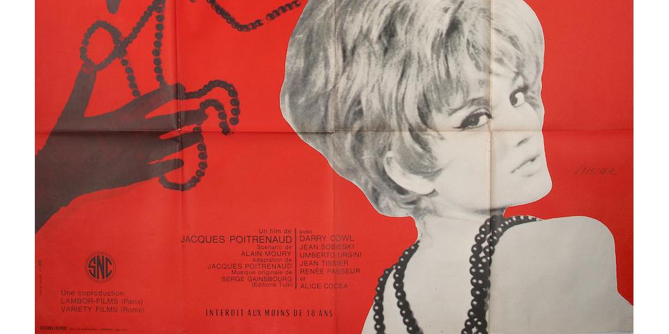 Strip Tease, Lambor Films, 1963,