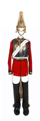 The Life Guards a Trooper's Complete Uniform Present Era