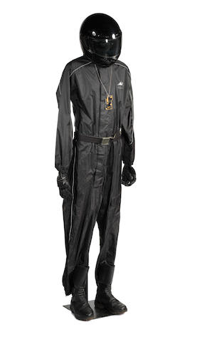 The Sarah Jane Adventures, Series 1 - Warriors of Kudlak: Two Slab costumes, 2007, each comprising;