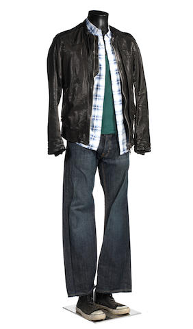 The Sarah Jane Adventures, Series 4: A collection of Clyde Langer (Daniel Anthony) costumes, 2010, comprising: 15 items