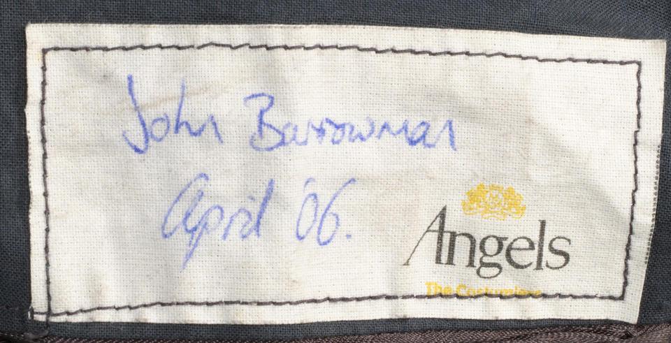Torchwood, 2006  - 2011: Captain Jack Harkness (John Barrowman):