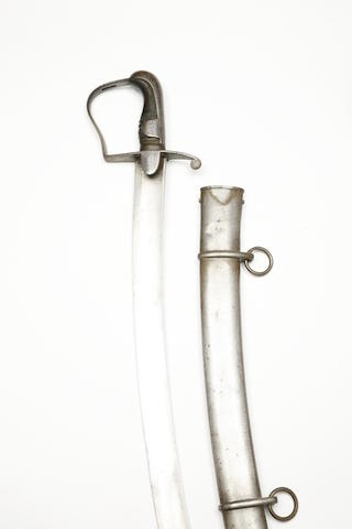 A 1796 Pattern Heavy Cavalry Trooper's Sword
