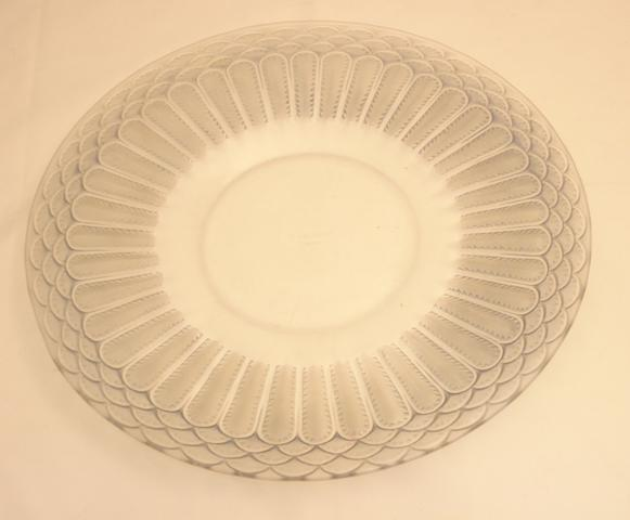 A Lalique 'Jaffa' dish
