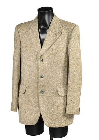 Buddy Holly: A tweed jacket,