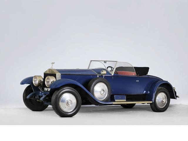 1926 Rolls-Royce 45/50hp Silver Ghost 'Playboy' Roadster  Chassis no. S400RK Engine no. 28004