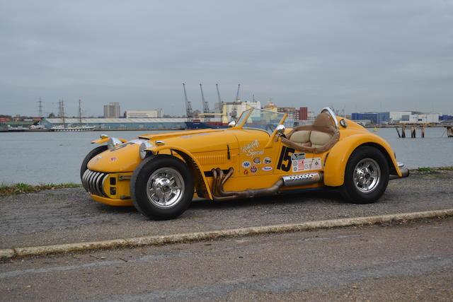 Built circa 1990,1953 Kurtis-Kraft 500S Sports-Racer Continuation  Chassis no. KK 500S 031 Engine no. 01