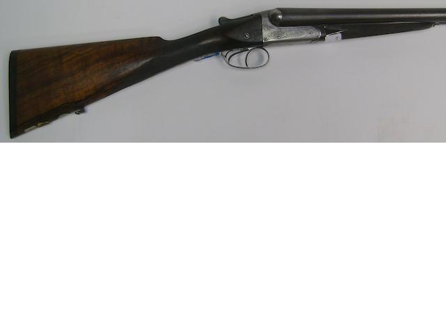 A 12-bore boxlock non-ejector gun by Alfred Field & Co., no. 94