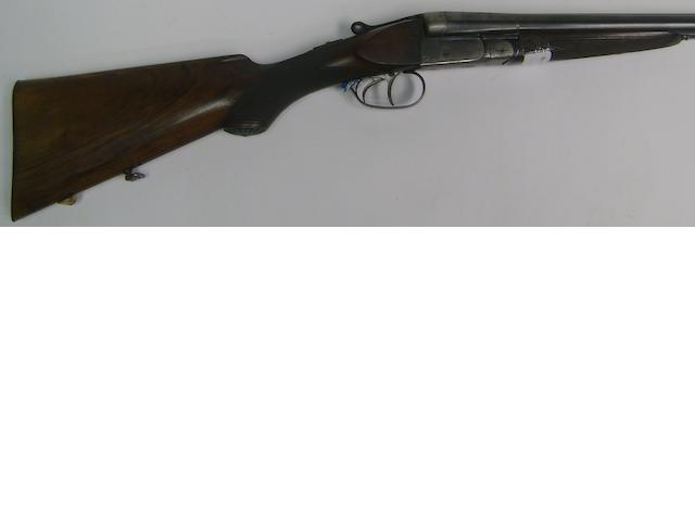 A 20-bore (2¾in) boxlock non ejector gun by P. Beretta, no. 57067