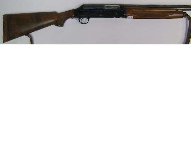 A 20-bore (3in) '610' self-loading gun by Breda, no. 219647