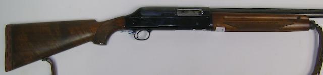 A 20-bore (3in) '610' self-loading gun by Breda, no. 219647