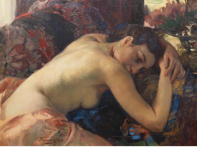 Herman Jean Joseph Richir (Belgian, 1866-1942) Marie-Madeleine