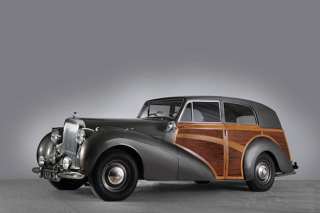 1947 Bentley MkVI Countryman Shooting Brake  Chassis no. B397BG Engine no. B398B