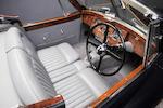 1954 Jaguar XK120 4.2-Litre Drophead Coupé  Chassis no. 667010