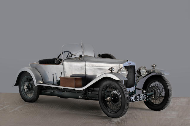 1924 Frazer Nash 1½-Litre Super Sports  Chassis no. 1017 Engine no. HE4895