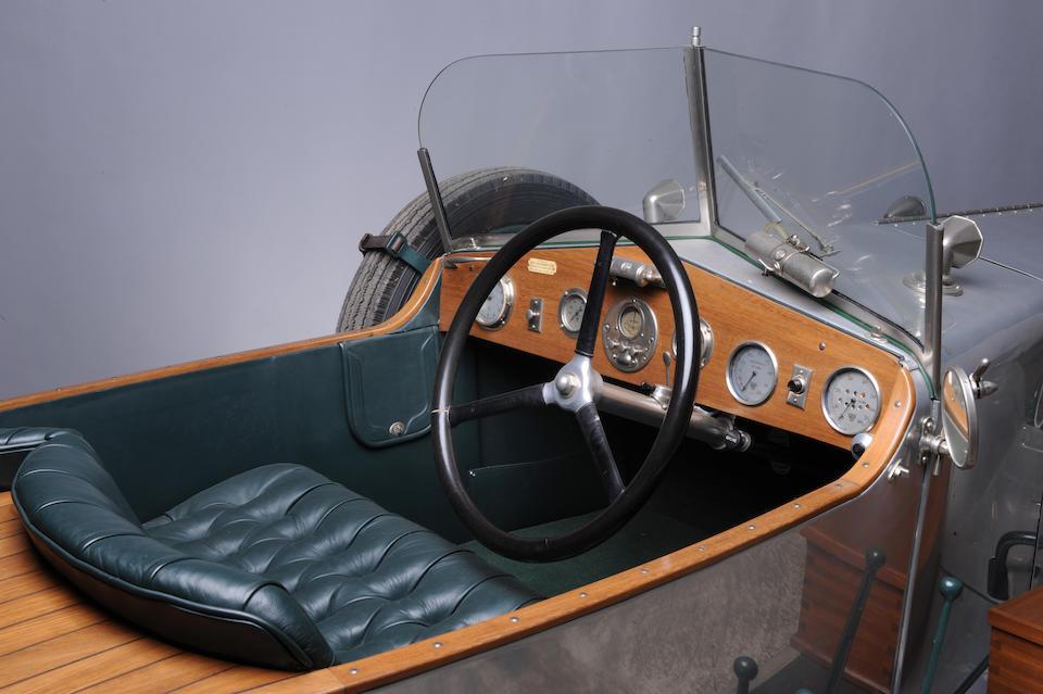 1924 Frazer Nash 1½-Litre Super Sports  Chassis no. 1017 Engine no. HE4895