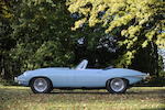 11,000 miles from new,1970 Jaguar E-Type Series 2 Roadster  Chassis no. 1R1655 Engine no. 7R11209-9