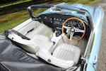 29,000 miles from new,1970 Jaguar E-Type Series 2 Roadster  Chassis no. 1R1655 Engine no. 7R11209-9