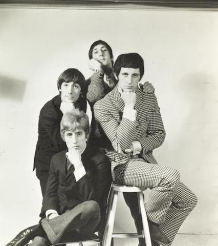 The Who: A very large collection of photographs, circa 1965-1970,