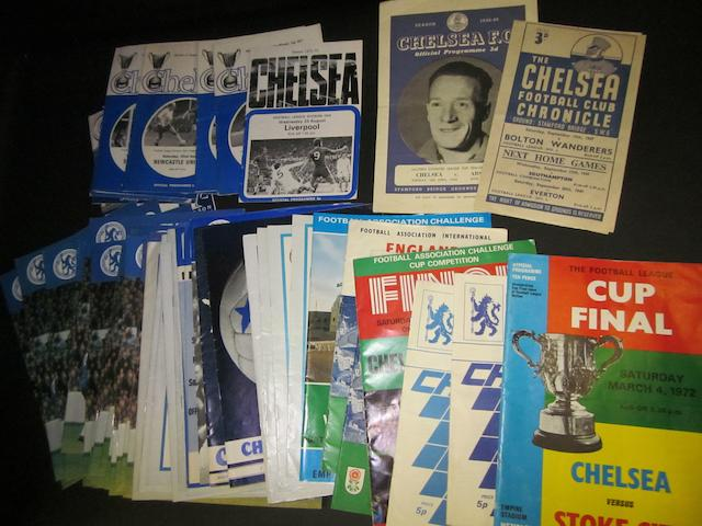 A collection of programmes : Dick Spence