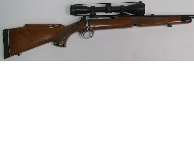 A .270 (Win) sporting rifle by B.S.A. Guns, no. 8P5903