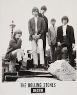 The Rolling Stones: A group of Rolling Stones promo photographs, 1960s,8
