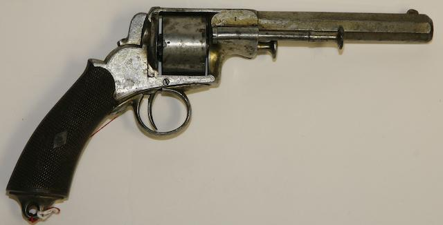 A .450 revolver by London Armoury Co.