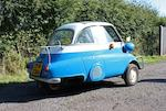 1959 BMW Isetta 300  Chassis no. A317767 Engine no. 317767
