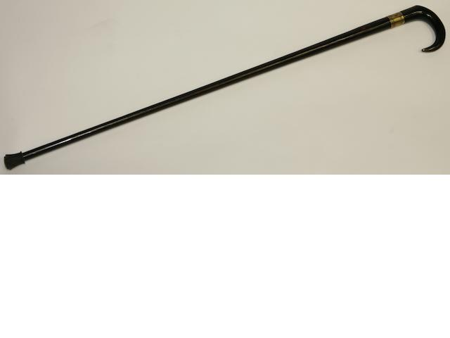 A London .410 walking-stick gun