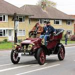 1904 Winton 4¼-Litre 20hp Detachable Rear-Entrance Tonneau  Chassis no. 3227 Engine no. 03 1224