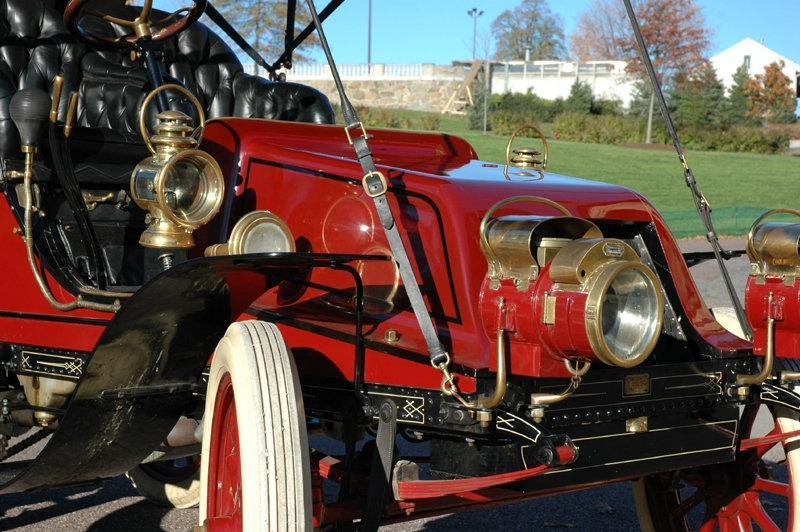 1904 Winton 4¼-Litre 20hp Detachable Rear-Entrance Tonneau  Chassis no. 3227 Engine no. 03 1224