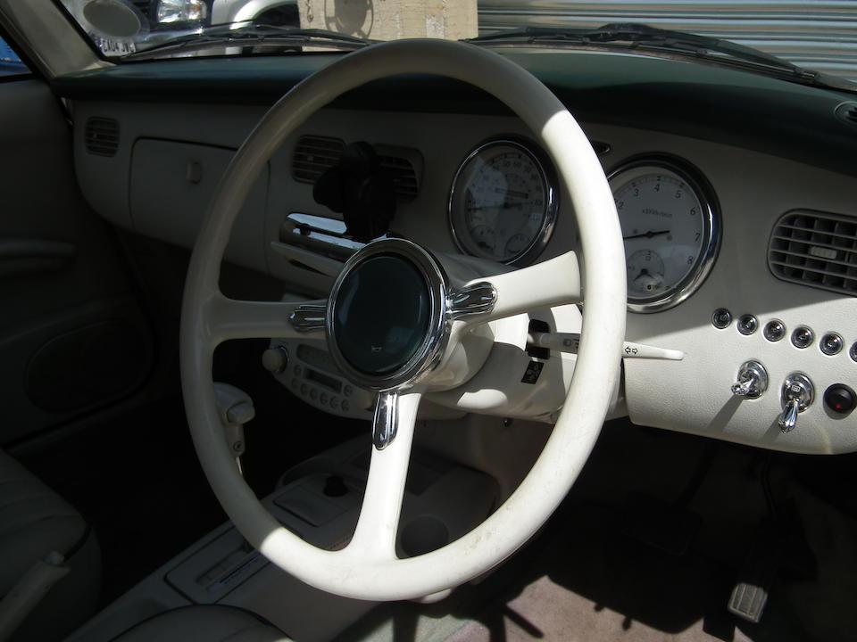 The Sarah Jane Adventures, 2007 - 2011: Elisabeth Sladen as Sarah Jane Smith Sarah Jane's car - A 1991 Nissan Figaro Two-Door Targa Coupé,