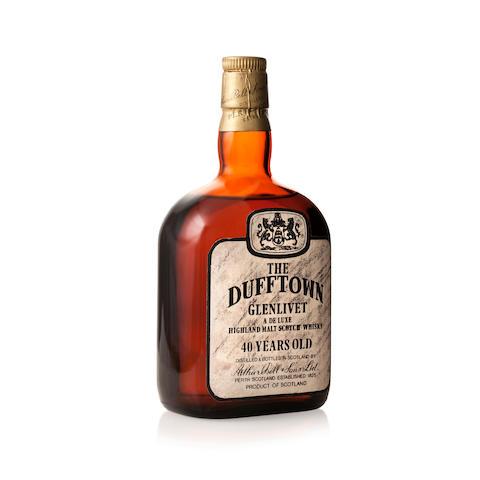The Dufftown-Glenlivet-40 year old