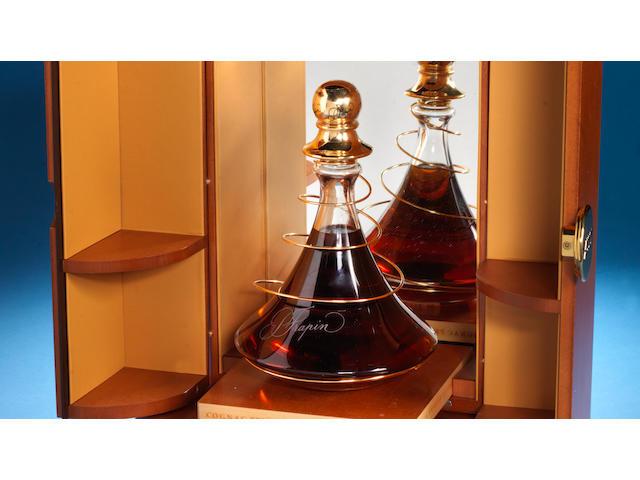 Pierre Frapin Cuvée 1888 Grand Cru Cognac (1)