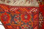 Hamadan rug,  204  x 153cm